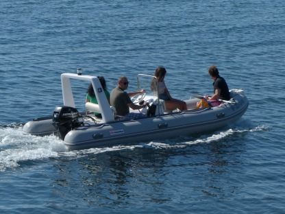 Rental Motorboat Ch. Boats Rib480 Altea