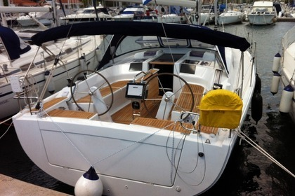 Hire Sailboat HANSE 415 Pomer