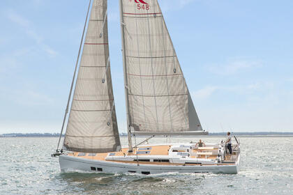 Hire Sailboat Hanse Hanse 548 Oslo