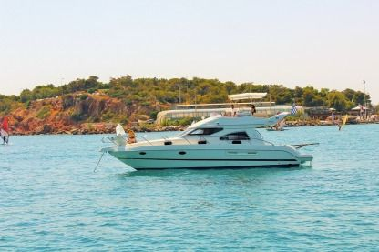 Rental Motorboat Cranchi Atlantique 40 Athens