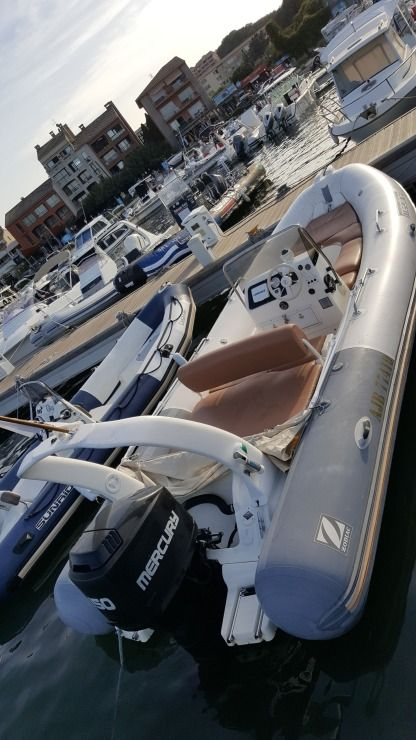 Location Semi-rigide Zodiac Medline Ii Porto-Vecchio