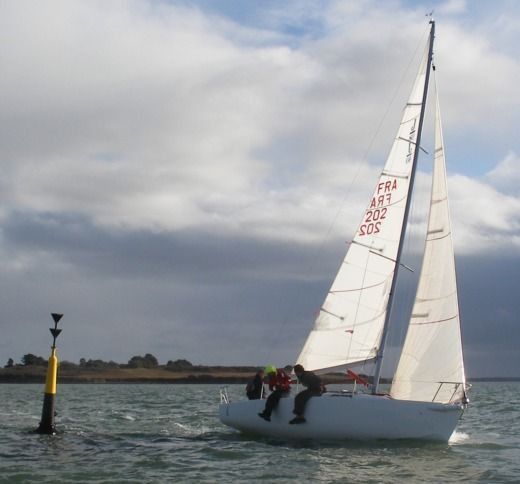 Voile Sportive J80 in Saint-Gildas-de-Rhuys for hire