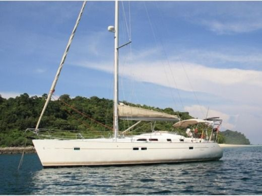 Beneteau Oceanis 423 in Olbia peer-to-peer