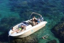 Verhuur Motorboot Pacific Craft Open 750 L'Estartit
