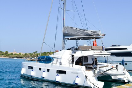 Rental Catamaran Nautitech 46 Fly Athens