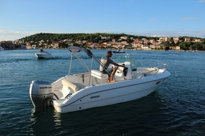 Rental Motorboat SESSA MARINE LARGO 22 Tisno