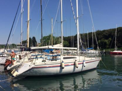 Charter Sailboat Mark Iii Stag 32.3 Villaggio del Pescatore