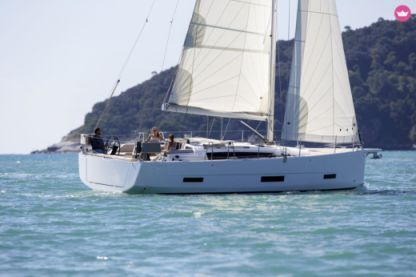 Rental Sailboat Dufour Yachts 390 Grand Large Bonifacio