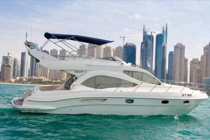 Rental Motorboat Majesty 44 Dubai