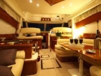 Rental Motorboat Jaenneau Prestige 46 Fly Supetar