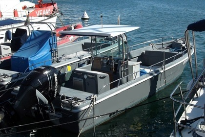 Hire Motorboat CONERO BREEZE 8.20 Cagliari