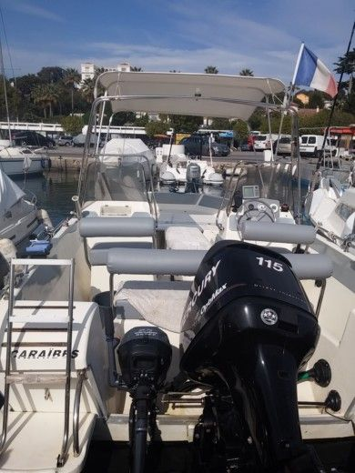 ULTRAMAR OPEN 570 in Juan les Pins, Antibes peer-to-peer
