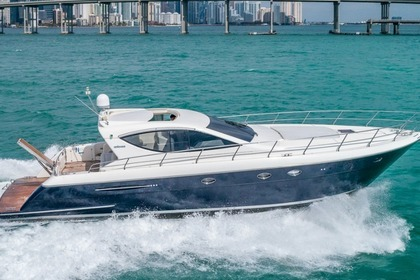 Hire Motorboat Uniesse Sport Miami