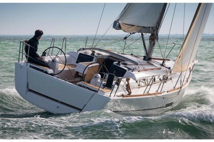 Rental Sailboat DUFOUR 412 GL Tortola