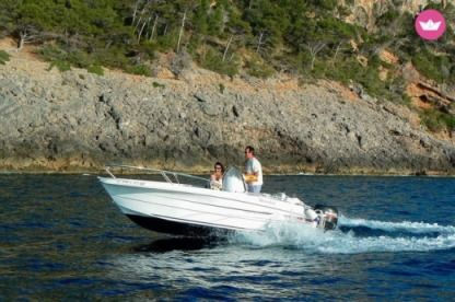 Location Semi-rigide Tarpon 470 Luxe Sóller