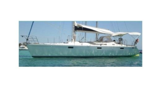 Beneteau Oceanis 430 in Ibiza for hire