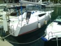 Sailboat Viko S22
