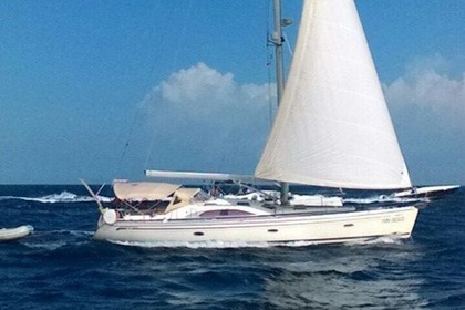 Charter Sailboat BAVARIA 50 Vision Deck House Fiumicino