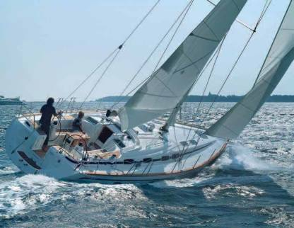 Charter Sailboat Bavaria 46 Cruiser Bari