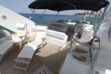 Motorboat Sunseeker Manhattan 70 for hire