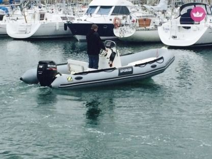 Location Semi-rigide Zodiac Pro 550 Brest