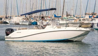 Charter Motorboat Quicksilver 675 Open Activ Marseille