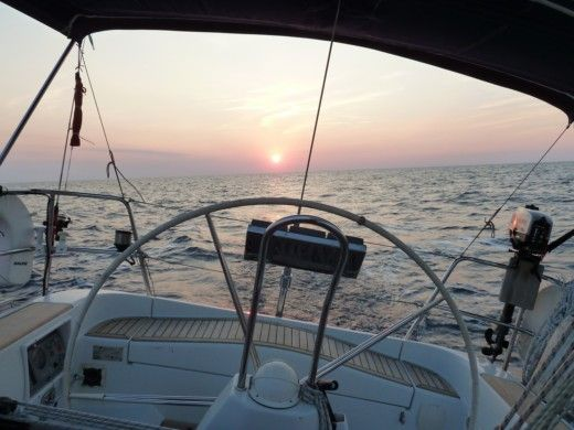 Sailboat Cantiere Del Pardo Grand Soleil 40 peer-to-peer