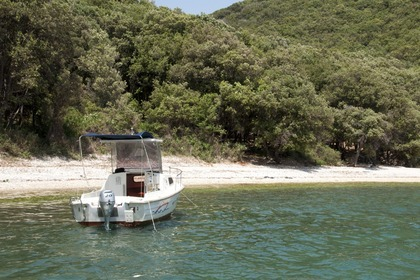 Hire Motorboat ADRIA 590 Rabac