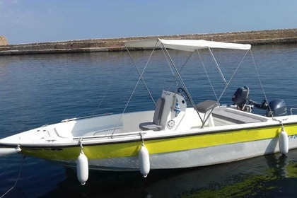 Hire Motorboat Mare 550 Poseidon Chania