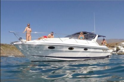 Rental Motorboat Fairline 33 Targa Costa Adeje