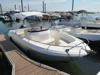 Charter Motorboat Pacific Craft Open 625 La Teste-de-Buch