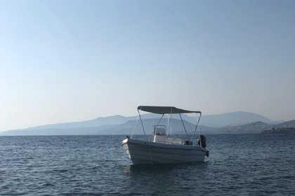 Charter Motorboat Argo Hellas Classic Lagonisi