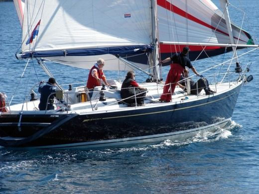 Sailboat Grand Soleil 43 for rental