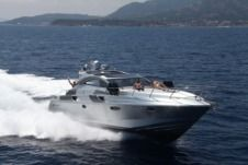 Rizzardi Incredible 45 in Antibes for rental