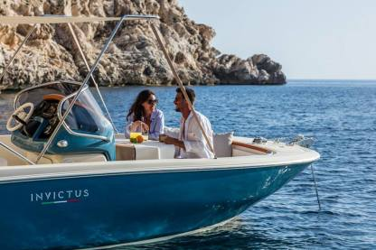 Charter Motorboat Invictus Fx 200 Sausset-les-Pins