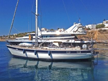 Rental Sailboat Hallberg-Rassy 49 Syros