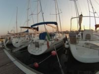 Bavaria 34 in Bari for hire