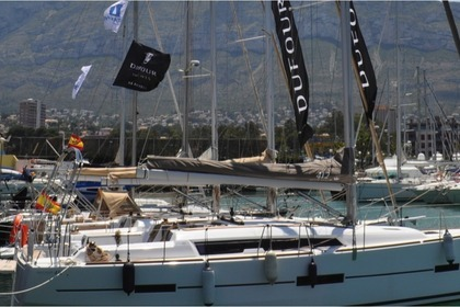 Rental Sailboat DUFOUR 412 GL Dénia