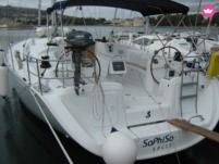 Rental Sailboat Beneteau Cyclades 50.5 Betina