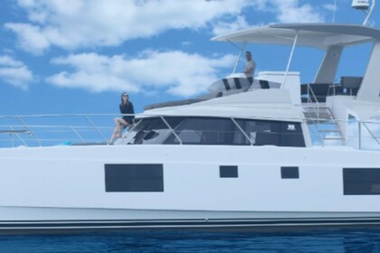 Charter Catamaran Fountaine Pajot Nautitech 47 Power with watermaker & A/C - PLUS Key West
