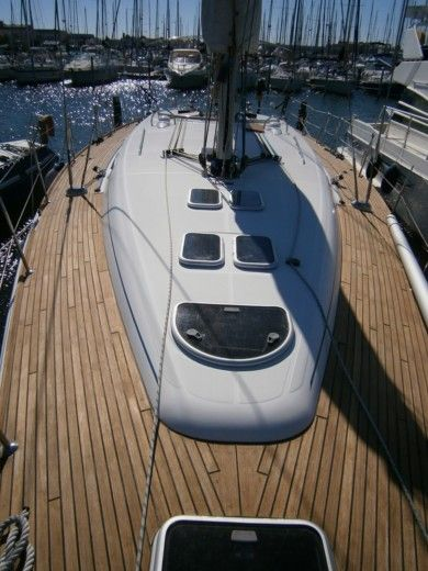 BENETEAU First 47.7 in Granville peer-to-peer