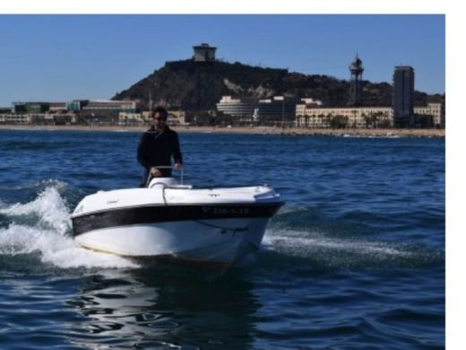 Compass 400 GT in Barcelone for hire