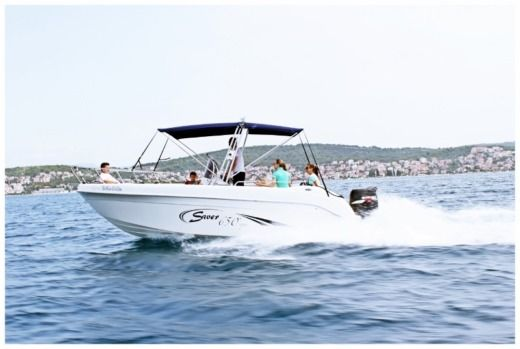 Motorboat Saver 650 Open peer-to-peer