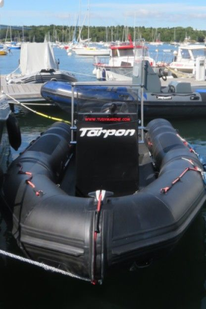 Rental RIB Tarpon Ad 55 Combrit