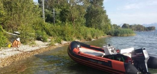 Charter rIB in Le Bourget-du-Lac peer-to-peer