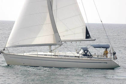 Charter Sailboat Bavaria 46 Cruiser Barcelona