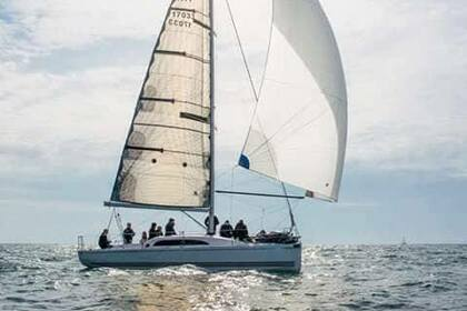 Hire Sailboat X-YACHTS Xp 33 Fiumicino
