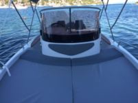 Motorboat Fisher 20 Sundeck for hire