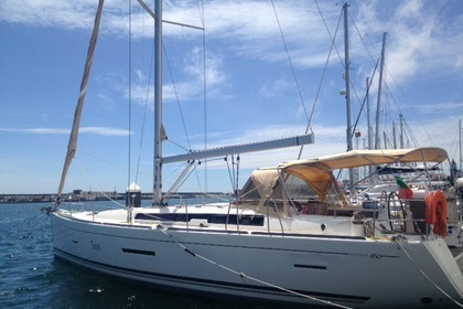Rental Sailboat Dufour Dufour 450 Gl Horta