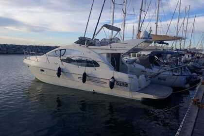 Charter Motorboat AZIMUT 42 fly Sanremo